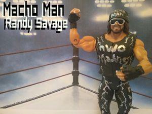 Wwe Macho Man Randy Savage for Sale in Houston, TX