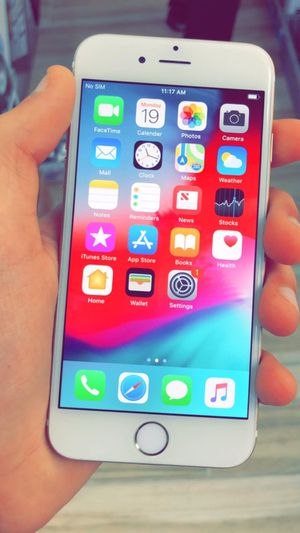 iPhone 6S 64gb UNLOCKED for Sale in Arlington, TX