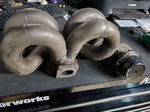 Ram horn b series and 44mm wastegate.. for Sale in Pomona, CA