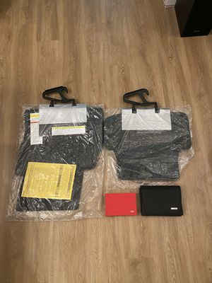 Audi A3 All Weather Floor Mats, Audi Glove Box Folder, and Audi Key box for Sale in West Hollywood, CA