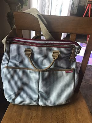 Skip hop diaper bag for Sale in AZ, US