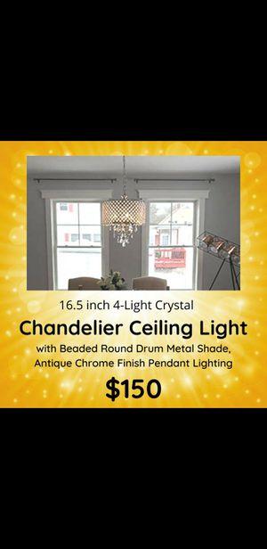 Chandelier ceiling light for Sale in Bakersfield, CA
