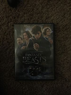 Fantastic beasts and where to find them for Sale in Burlington, NC