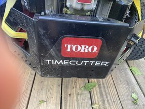 Toro time cutter for Sale in Warrenton, VA