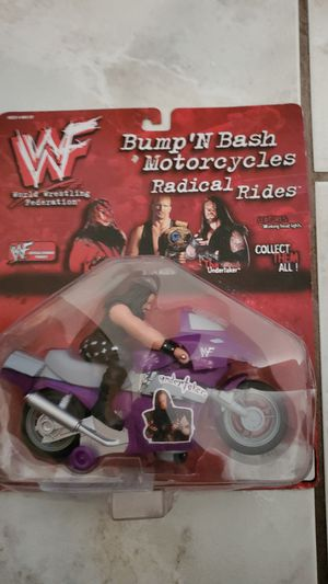 WWF Bump N bash motorcycles for Sale in Modesto, CA