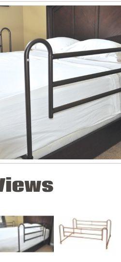 Elderly Drive Medical Home Bed Style Adjustable Length Bed rails for Sale in Atlanta,  GA