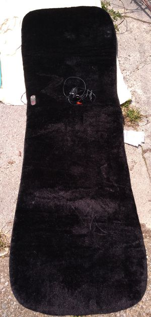 Massage & Heat Mat for Sale in Martinsburg, WV