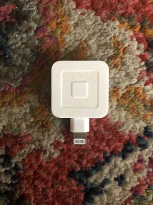 Square card Reader FREE for Sale in West Springfield, VA