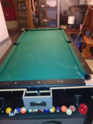 Air hockey and pool table in one for Sale in Dallas, TX