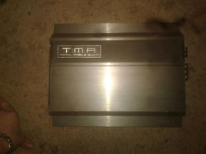 Tma 500 watt amp for Sale in Tacoma, WA