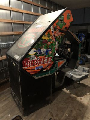 Sega Line of War Arcade Game for Sale in Fenton, MO
