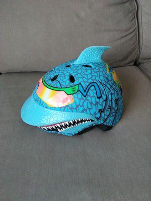 Boys shark helmet for Sale in Navarre, FL