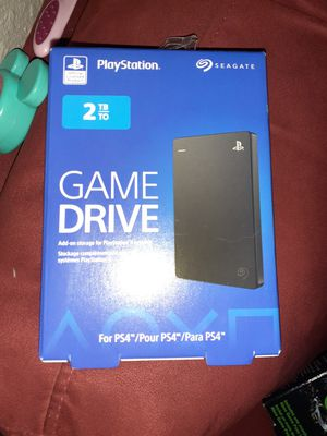 2TB PS4 HARD DRIVE for Sale in Midland, TX