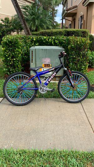 """Trek bike mountaintrack 230, """"24"""" inch for Sale in FL, US"""
