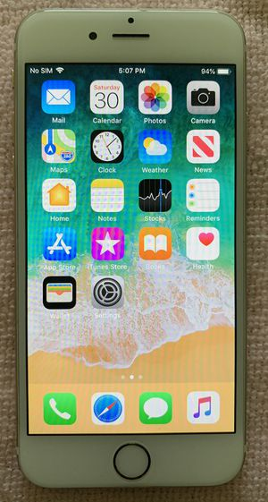iPhone 6. 16gb Unlocked for Sale in Sanger, CA