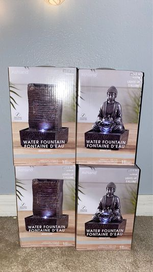 NEW water fountains for Sale in Kissimmee, FL