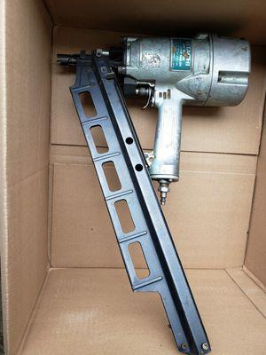 Hitachi framing nail gun for Sale in Ingleside, IL