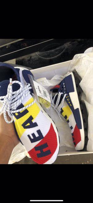 HU Pharrell X Billionaire boys adidas for Sale in Bronx, NY