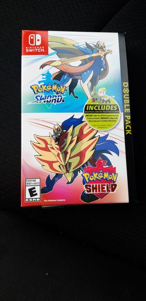 Pokemon shield and sword edition for Sale in Tacoma, WA