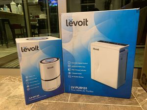 Levoit air purifiers for Sale in Irvine, CA