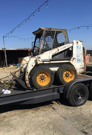 Bobcat 753 for Sale in Bloomington, CA