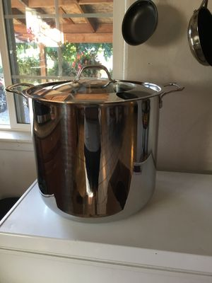 Princess House 60qt pot for Sale in Fresno, CA