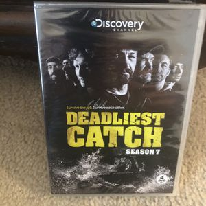 Deadliest Catch ...Season 7...4 Set DVD for Sale in Collegeville, PA