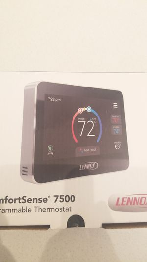 Lennox ComfortSense Programmable Thermostat for Sale in Lakewood, CO