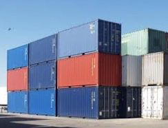Used Containers- 20' WWT Steel Storage for Sale in Dothan, AL