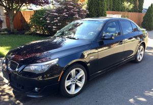 2008 BMW 528i for Sale in Vancouver, WA