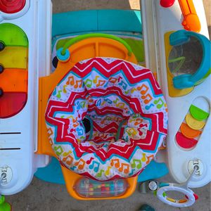 Spinning, Piano, Standing Play set for Sale in San Marcos, CA