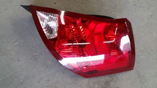 Saturn ion right tail light