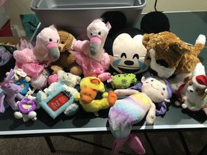 New stuffed animals for Sale in Arvada, CO