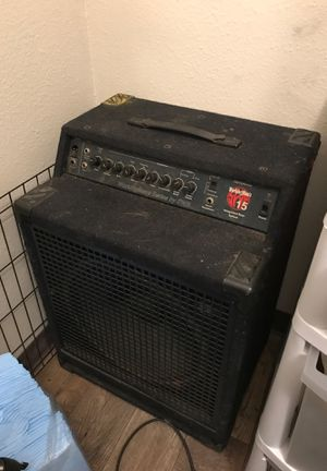 WorkingMan's Bass Amp. for Sale in Tacoma, WA