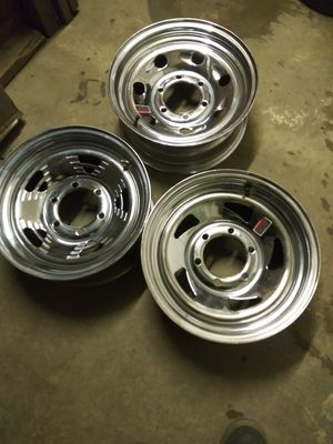 Trailer 6 lugs wheels New for Sale in Fresno, CA
