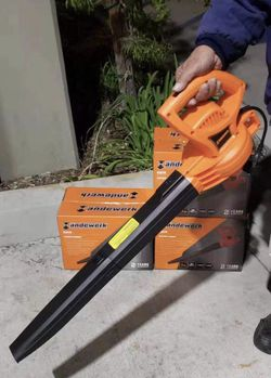 NEW IN BOX $30 each Handewerk Leaf Dust Air Blower 7amp Electric Blower 110v Plugin Variable Speed Corded 210 mph Yard Cleaning Tool for Sale in Covina,  CA