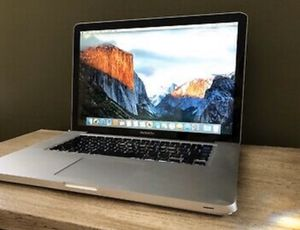 Refurbished 2015 MacBook Pro for Sale in Haverford, PA