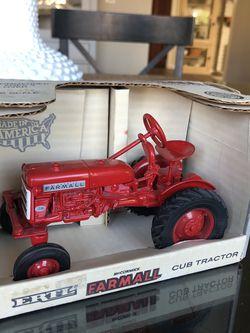 Farmall Cub Tractor Die-cast Metal for Sale in Huntington Beach,  CA