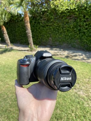 Nikon D3100 Full setup for Sale in Chino, CA