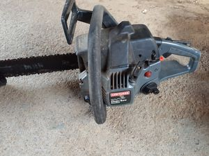 Chainsaw for Sale in Riverside, CA