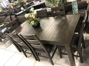 7pc Dining Set. Only $898 for Sale in Las Vegas, NV