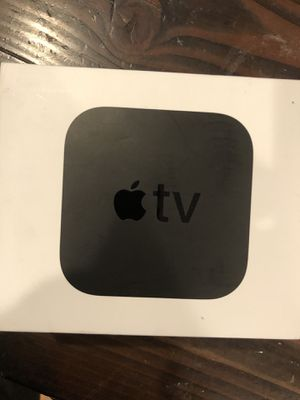 Apple TV 4K 32gb - never set up. for Sale in Chicago, IL