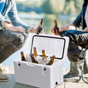 New 40 Quart Heavy Duty Outdoor Insulated Fishing/ Camping Cooler for Sale in Los Angeles, CA