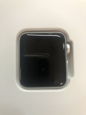 Apple Watch Series 3 Silver Aluminum 38mm for Sale in Dallas, TX