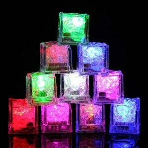 12pcs Light-Up LED Ice Cubes with Changing Lights for Sale in Rancho Cucamonga, CA