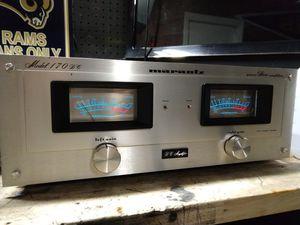 Vintage Marantz Stereo Power Amplifier Model 170DC for Sale in Henderson, NV