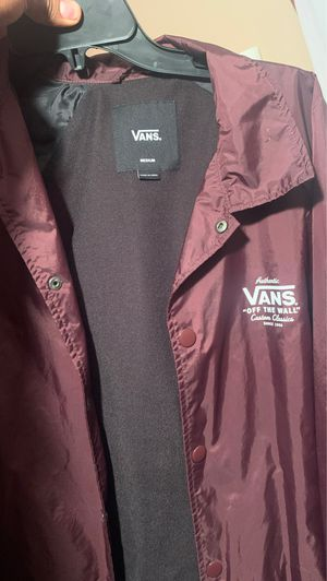 Vans Jacket for Sale in Chester, VA