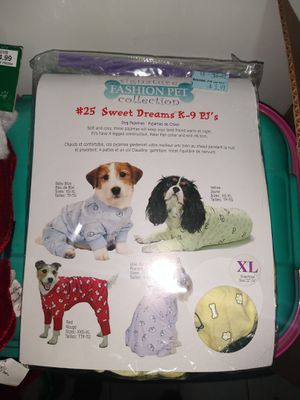 Dog Pajamas for Sale in Methuen, MA