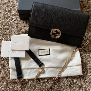 Gucci Interlocking GG Wallet On Chain for Sale in Temecula, CA