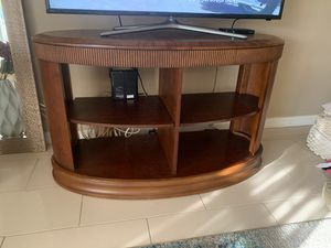 Console Table and Side Tables for Sale in MAGNOLIA SQUARE, FL